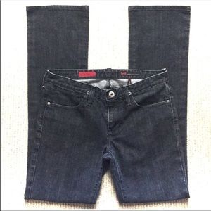 AG Adriano Goldschmied The Kiss Jeans Size 28